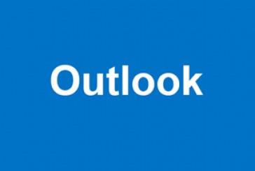 آموزش اتصال outlook به ایمیل هاست