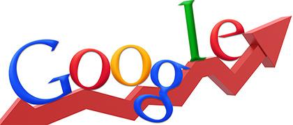 افزایش ورودی گوگل