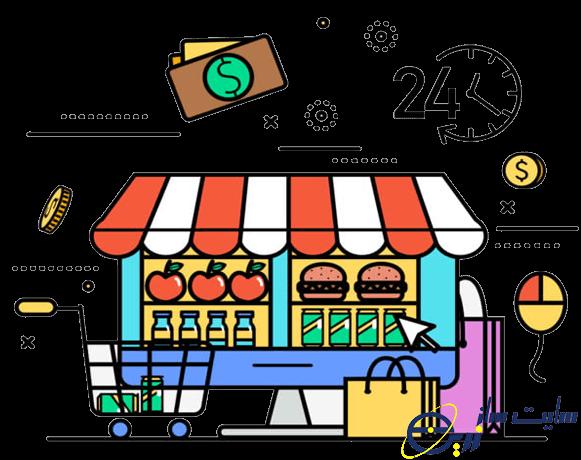 جستجوی ایجکسی در فروشگاه های آنلاین بزرگ