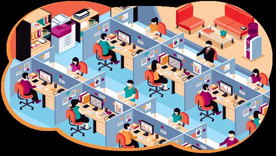 مزایای طراحی سایت اداری