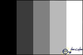 رنگ های خنثی